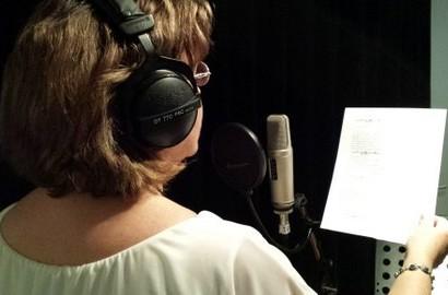 Willy aan het zingen